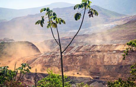 Umweltzerstörung im Amazonasgebiet © picturedesk.com
