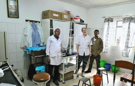 Ärzte in Äthiopien