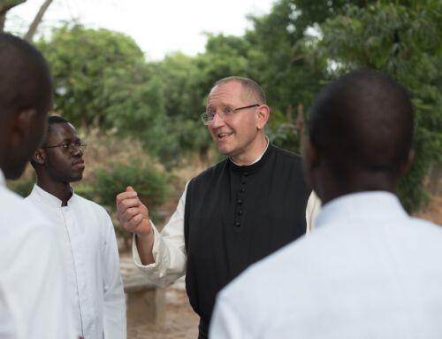 Predigt von Pater Karl Wallner: Corona-Krise zum Guten nutzen!