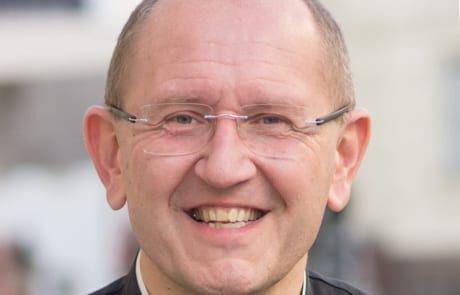 Portrait von Pater Karl Wallner