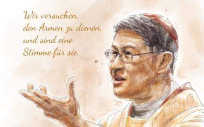 Cardinal Luis Tagle Erzbischof