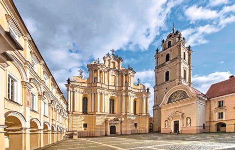 Litauens Kontrast zwischen Tradition und Moderne