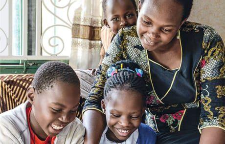 Schulausbilung in Afrika finanzieren
