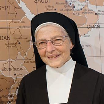 Schwester Margit Zimmermann