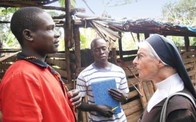 Schwester und zwei Ugander 2
