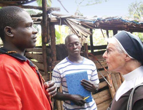 Ein später Ruf nach Uganda