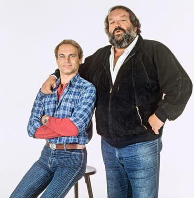 Terence Hill und Bud Spencer waren lebenslange Freunde