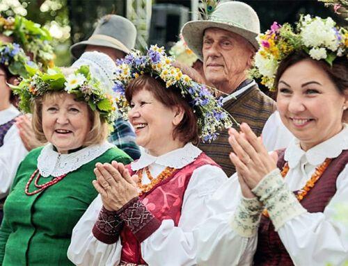 Litauen: Leben mit der Vergangenheit