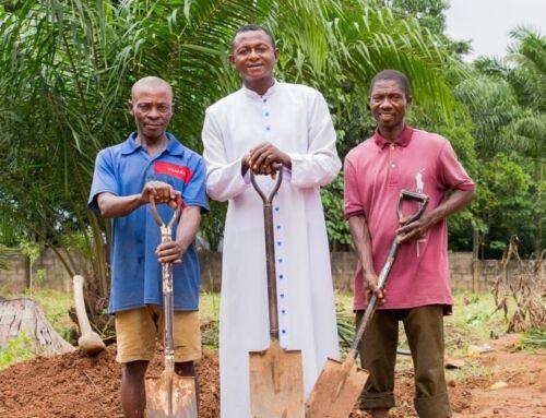 Hilfe für die Priester