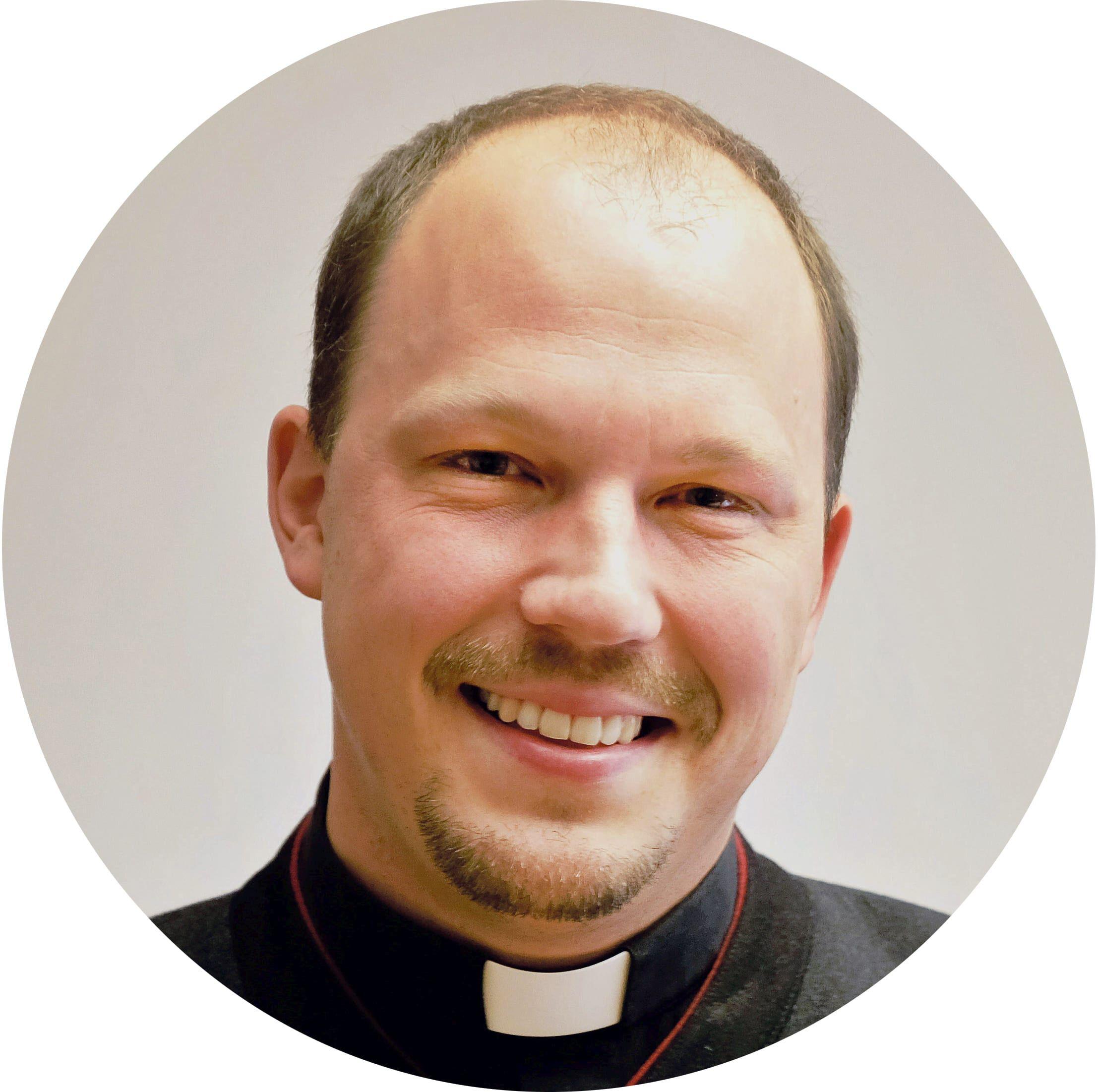 Pfarrer Heinz Purrer