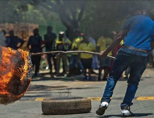 Südafrika: Der Motor stottert gewaltig