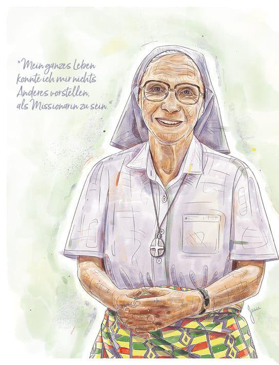 Schwester Johanna Datzreiter