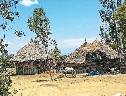 Äthiopien: Geld ist nicht alles