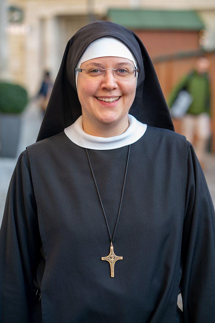 Schwester Nathanaela Gmoser