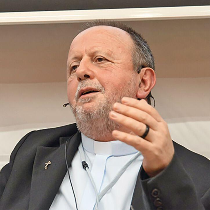 Erzbischof Roque Paloschi