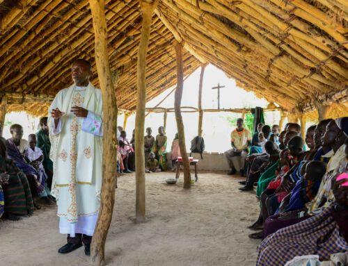 Die Papstbotschaft zum  Weltmissions-Sonntag