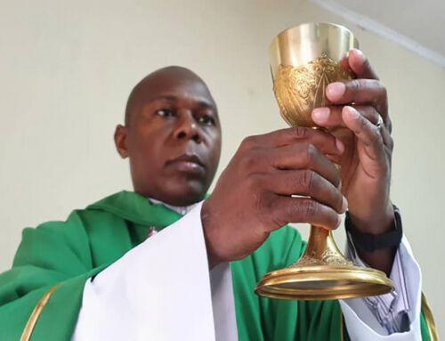 Eucharistie verbindet in Krisenzeiten
