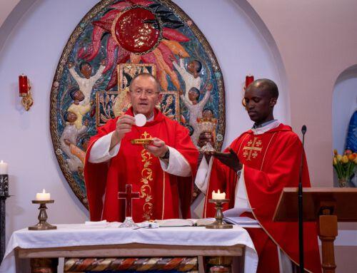 Heilige Messe im Livestream: Missio Österreich zur Corona-Krise