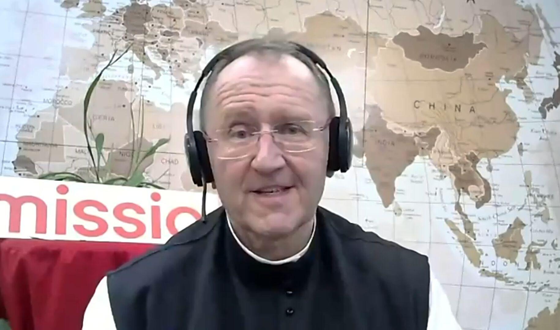 Hilfestellungen bei Corna-Krise - Pater Karl Daily