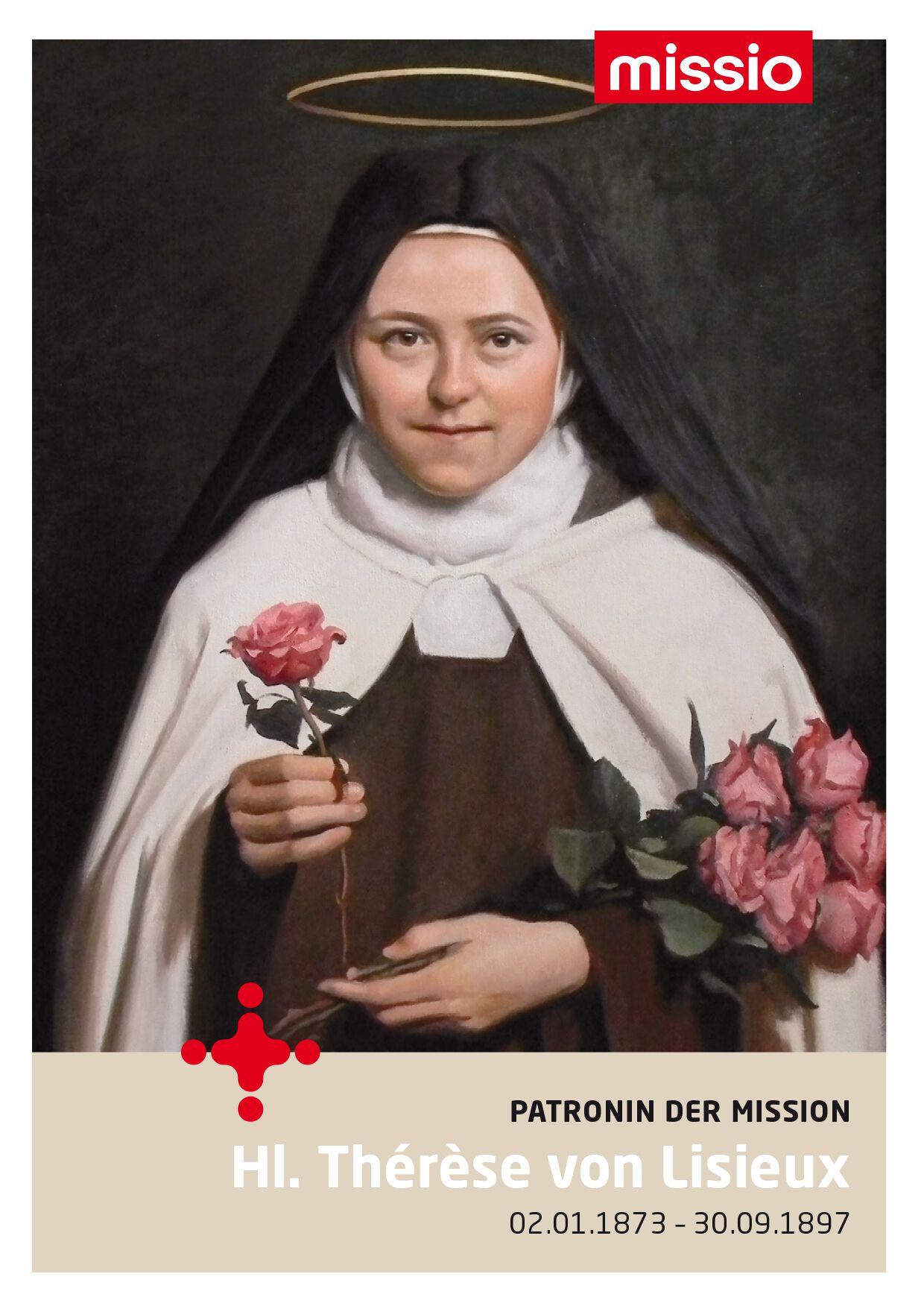 Hilfestellungen bei der Corona-Krise - Therese von Lisieux