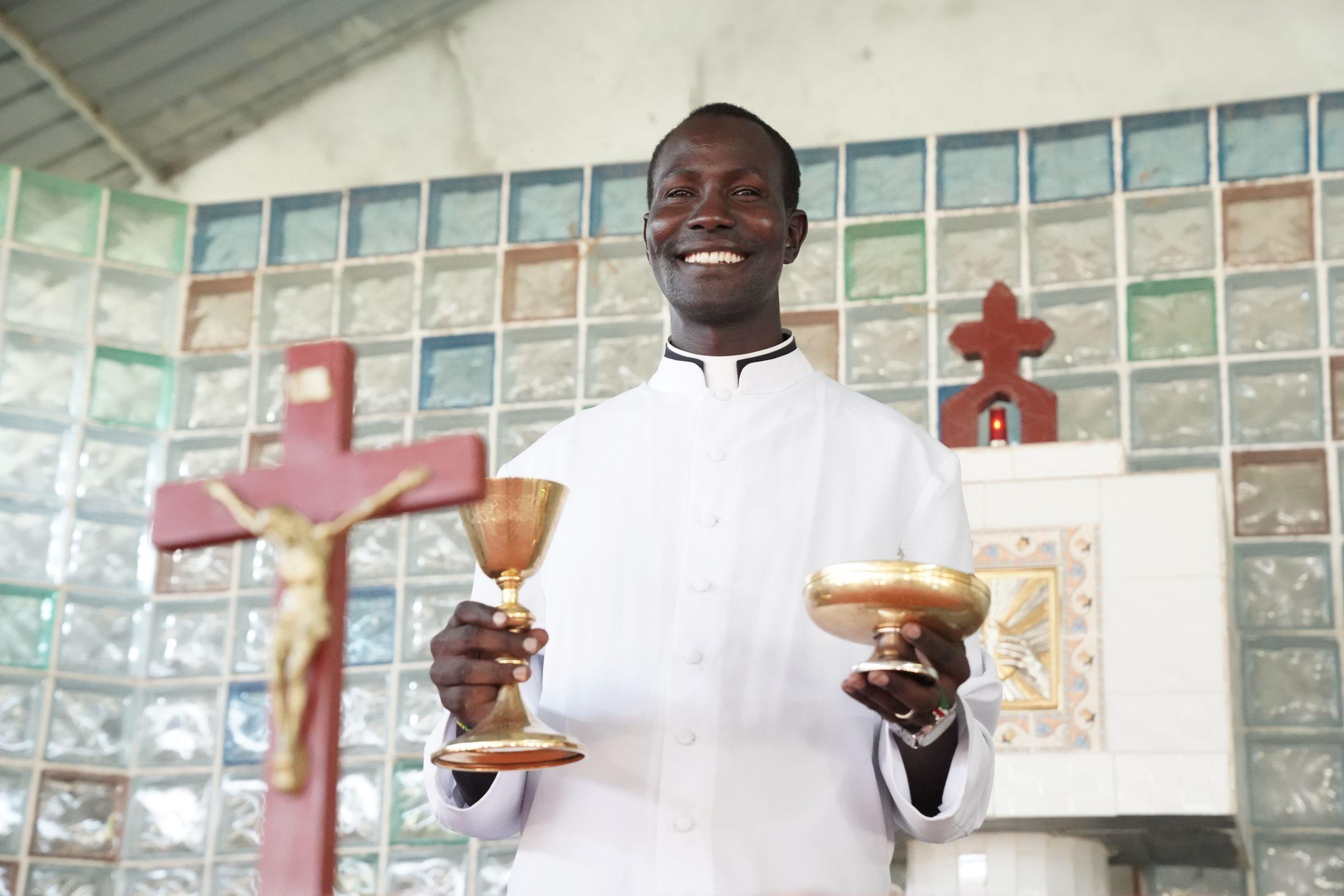 Father Imo Bassols