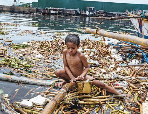 Philippinen: Im Meer aus Müll