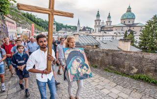 Loretto in der Salzburger Altstadt