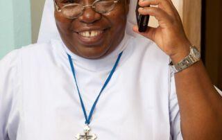 Schwester Urbani Lyimo