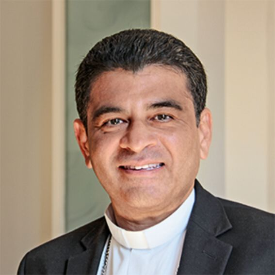 Bischof Rolando Alvarez