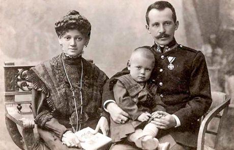 Familie Wojtlya