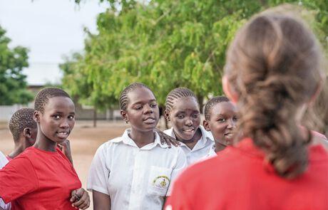 Mädchenschule Lodwar