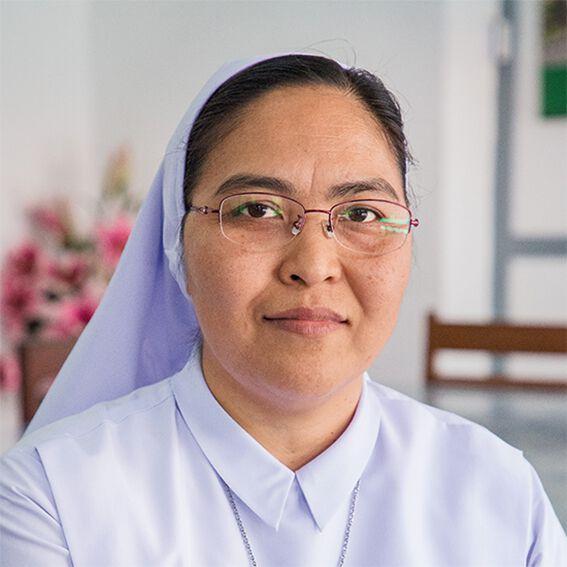 Schwester Olivia Nu Nu Khaing