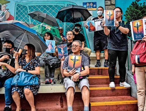 Hongkong: Wenn ein Lied Frieden bringt