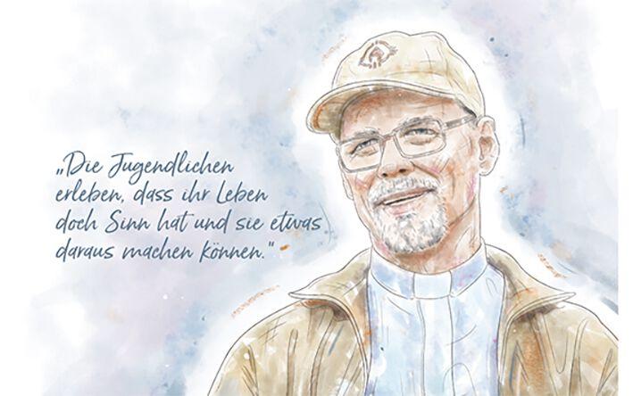 Illustration von Pedro Kühlcke