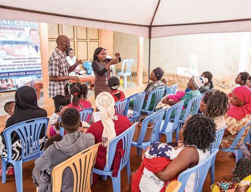 Uganda: Risiko Geburt