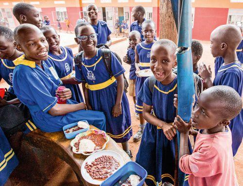 Uganda: Kämpfen, träumen, beten