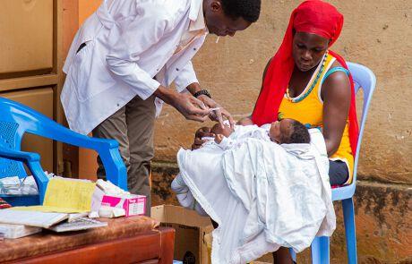 Die Corona-Krise fordert auch medizinische Einrichtungen in Uganda stark heraus