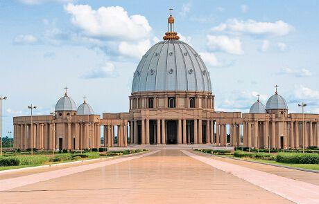 Basilika Notre Dame de la Paix