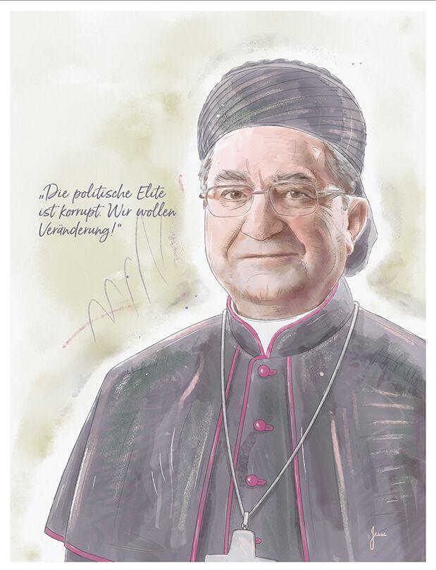 Bischof Mounir Khairallah