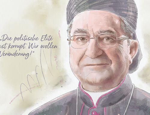 Bischof Mounir Khairallah: Zwischen Wut und Hoffnung