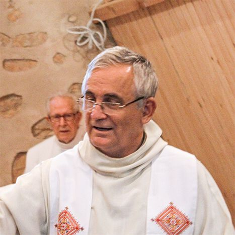 Pfarrer Daniel Nourissat