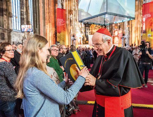"""Andrea Geiger: Kirche der Erzdiözese Wien – was ist dein """"Why"""""""