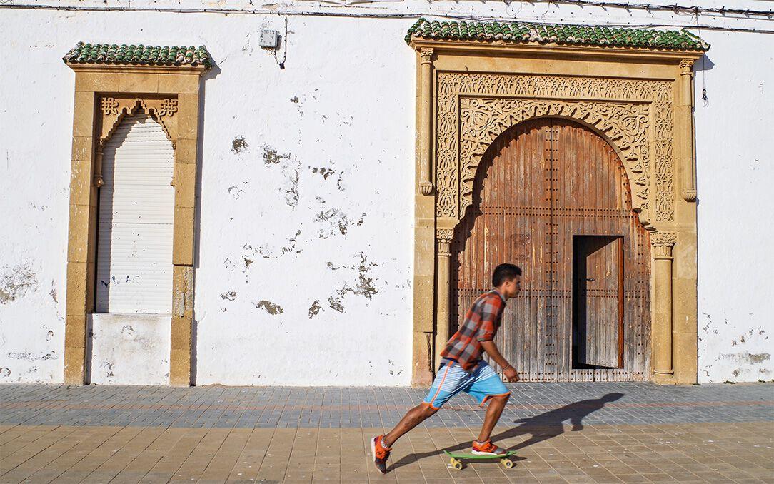 Marokko hat eine junge Bevölkerung, das Durchschnittsalter liegt bei 27 Jahren.