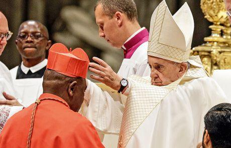 Papst Franziskus ernennt Papstwähler