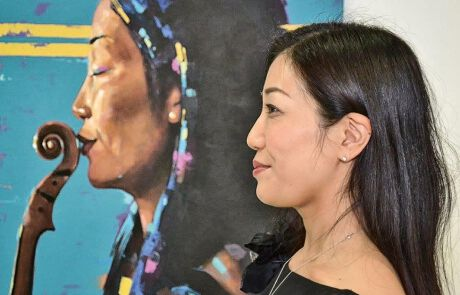 Profil von Tomoko Mayeda