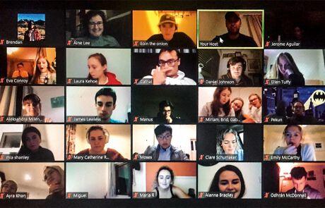 Zoom-Meeting von FOCUS