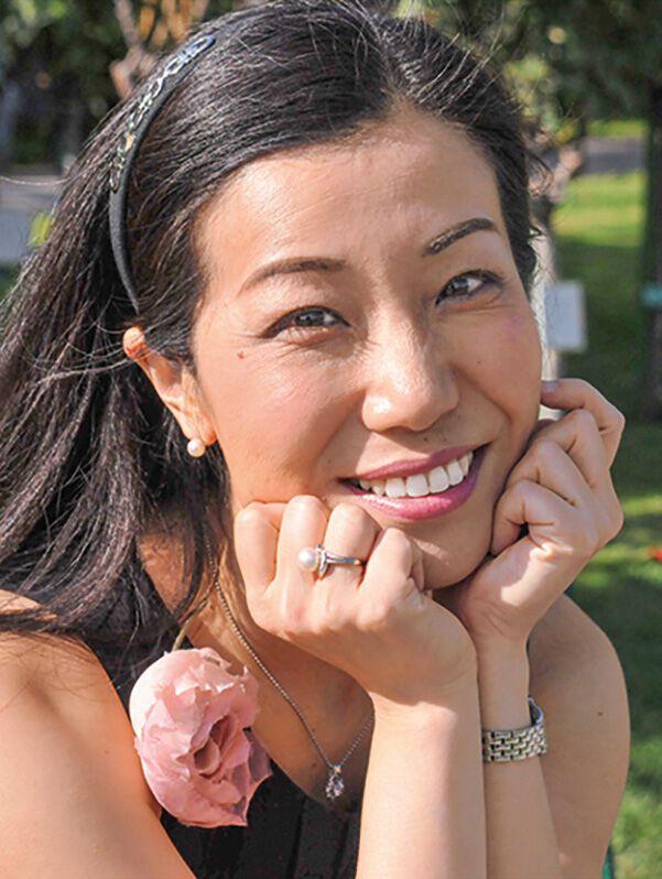 Porträt von Tomoko Mayeda