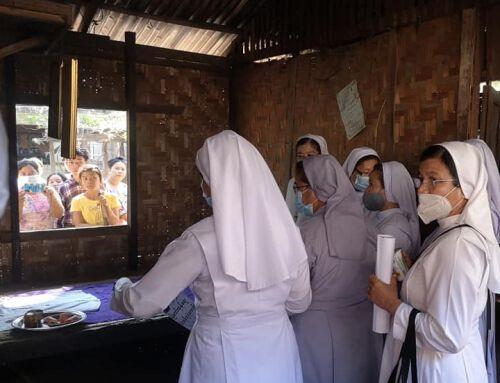 Myanmars mutige Schwestern