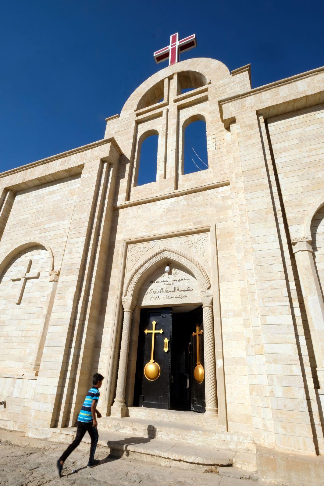 Kirche in Kurdistan