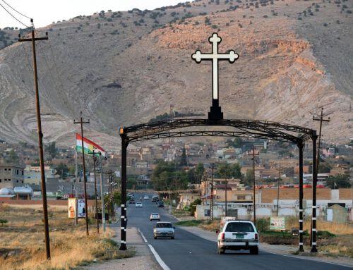 Papst Franziskus bringt Hoffnung in den Irak